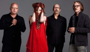 garbage band visits south africa
