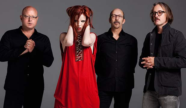 GARBAGE VISITS SOUTH AFRICA FOR VERSION 2.0 WORLD TOUR